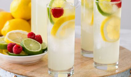 Homemade Spiked Lemonade