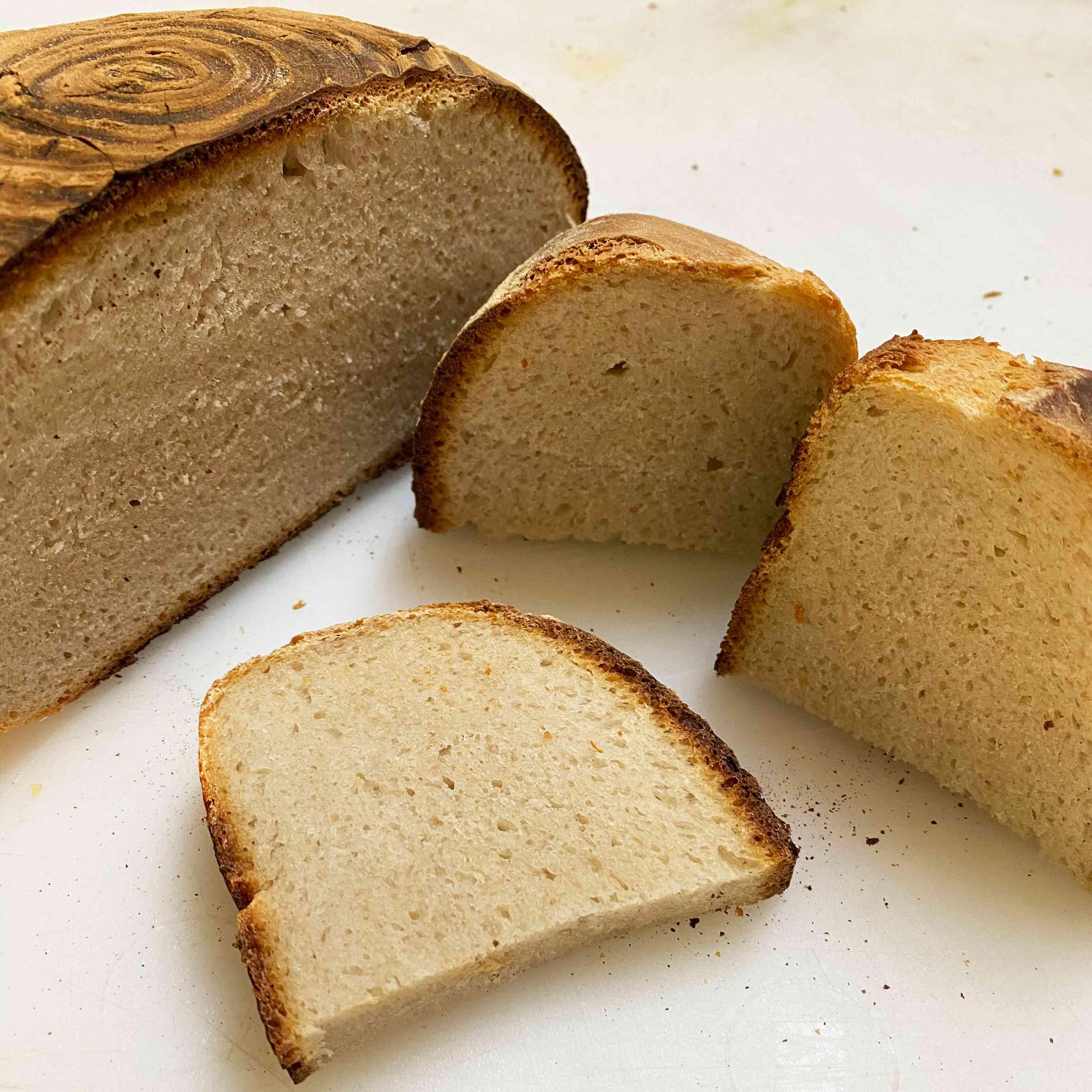 How to Make Sourdough Loaf Tester Image