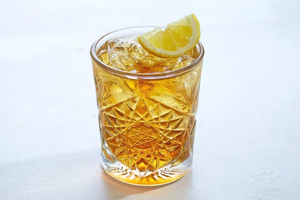 bourbon tea