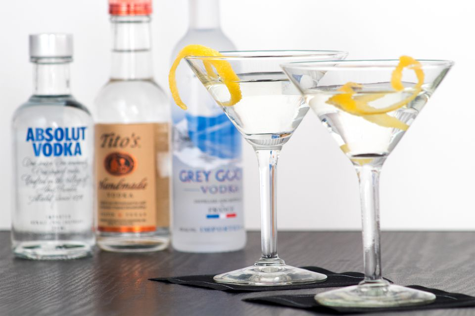 Premium Vodka Brands That Make Great Cocktails