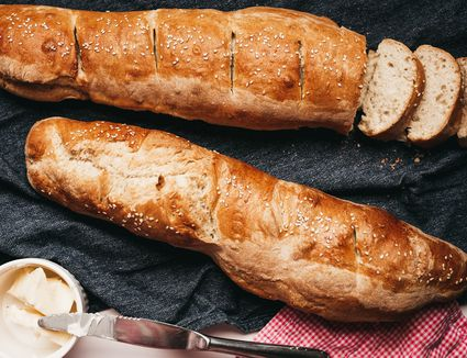 Easy Classic French Bread Recipe