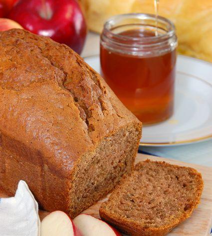 Rosh Hashana Honey Cake