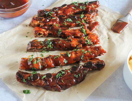 Honey barbecue riblets applebees recipe