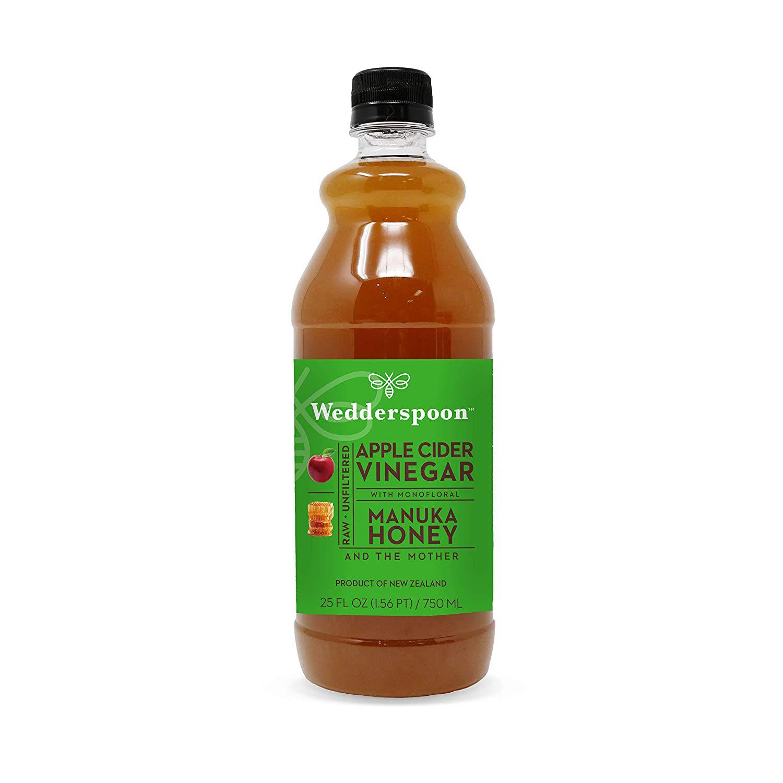 Wedderspoon Apple Cider Vinegar With Monofloral Manuka Honey