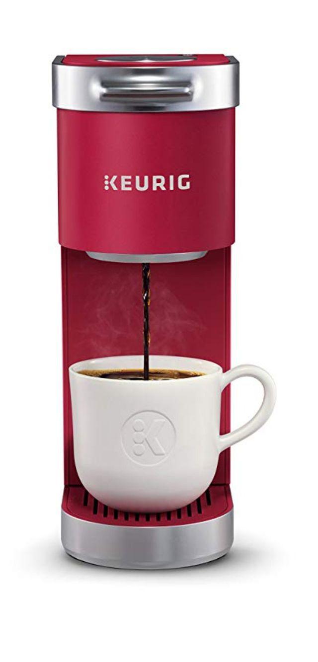 Keurig K-Mini Plus Single Serve K-Cup Pod Coffee Makers