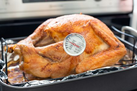 properly thawing a frozen turkey can take days