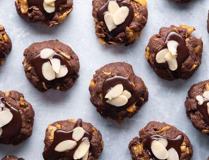 New Zealand Afghan Biscuit/Cookie