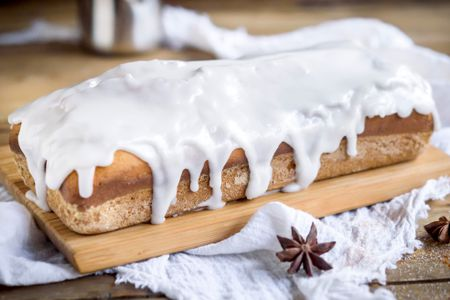 Fast And Easy White Vanilla Cookie Glaze Recipe