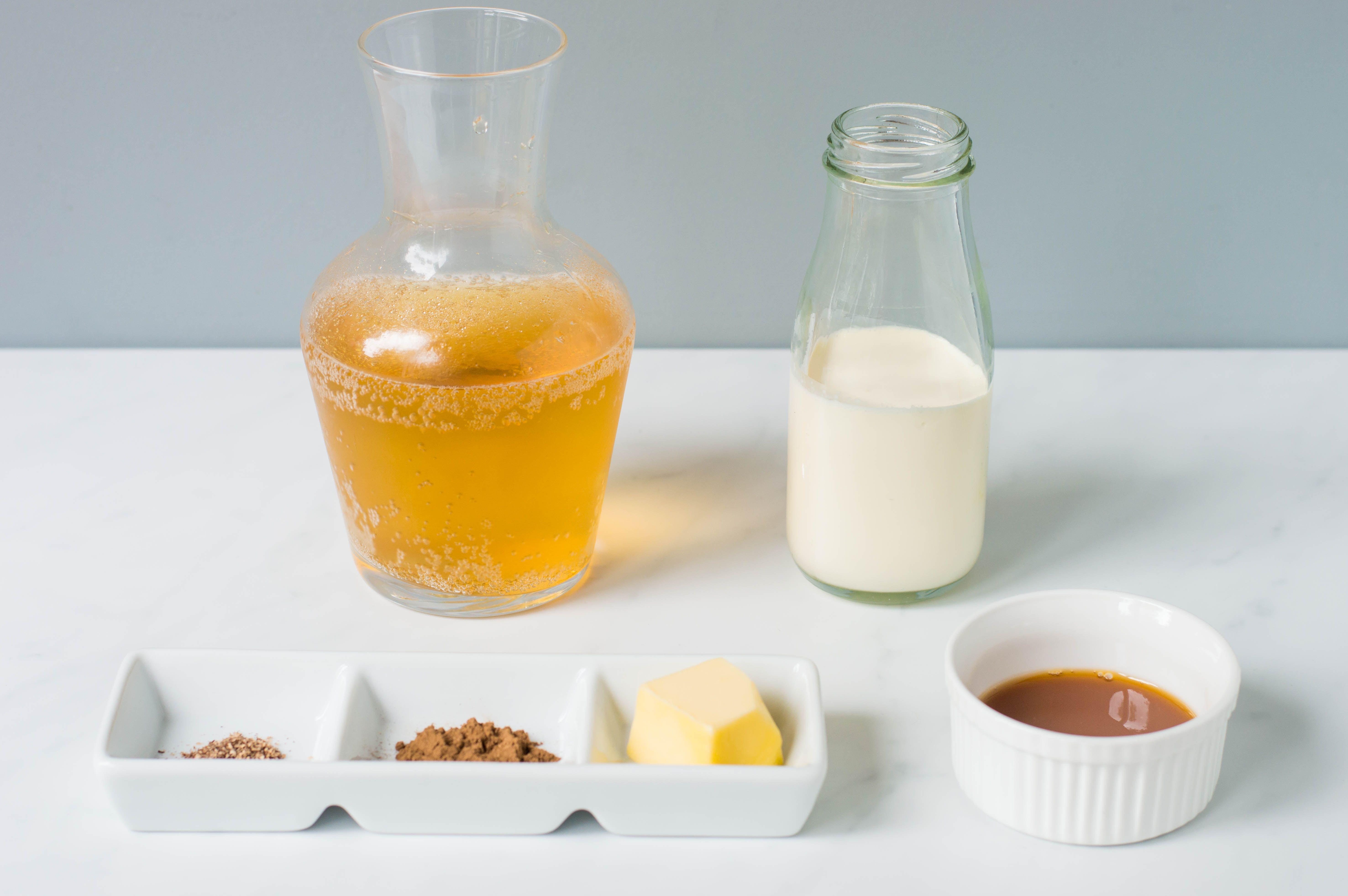 Butterbeer ingredients