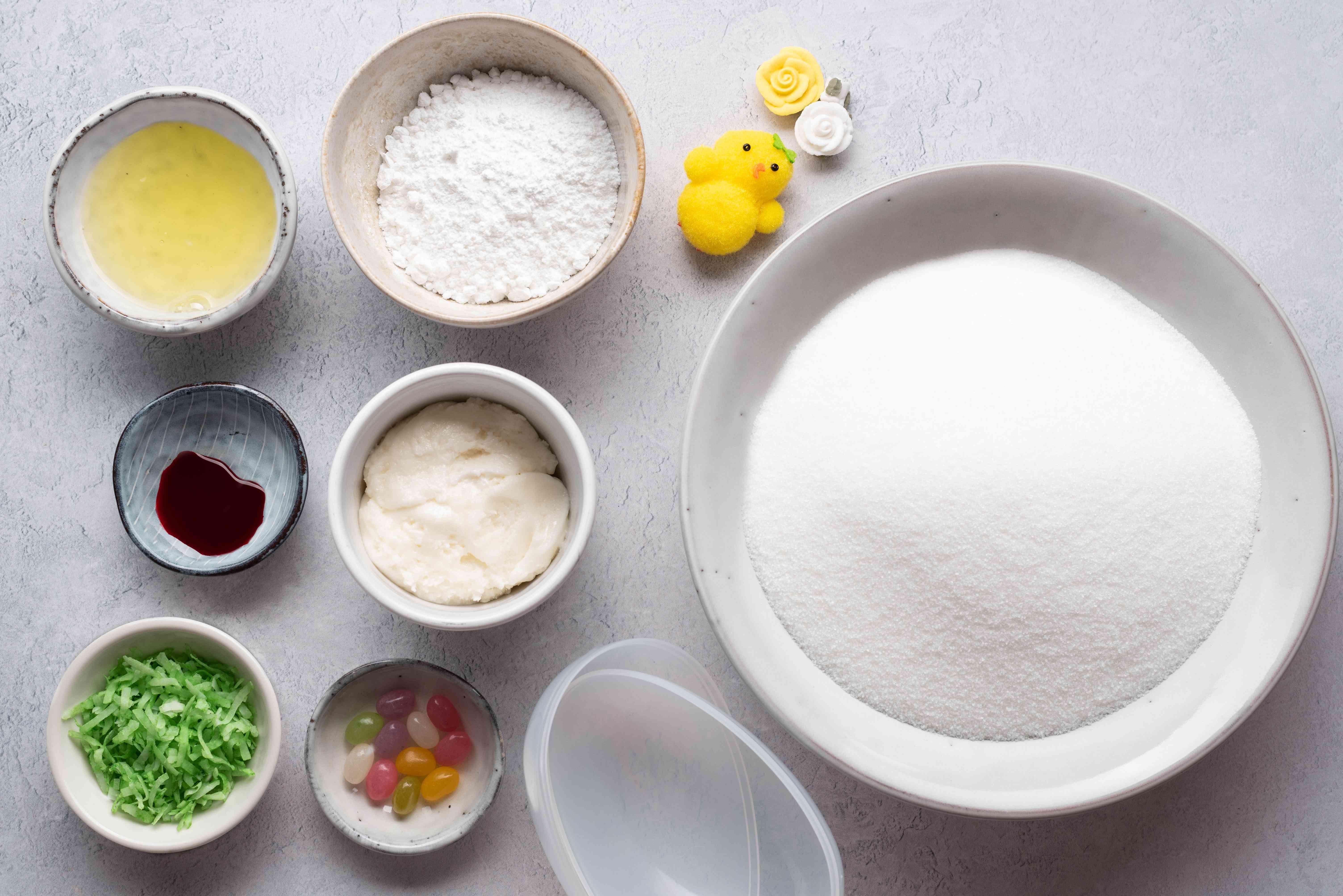 sugar egg ingredients