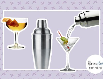 Cocktail Shakers Composite
