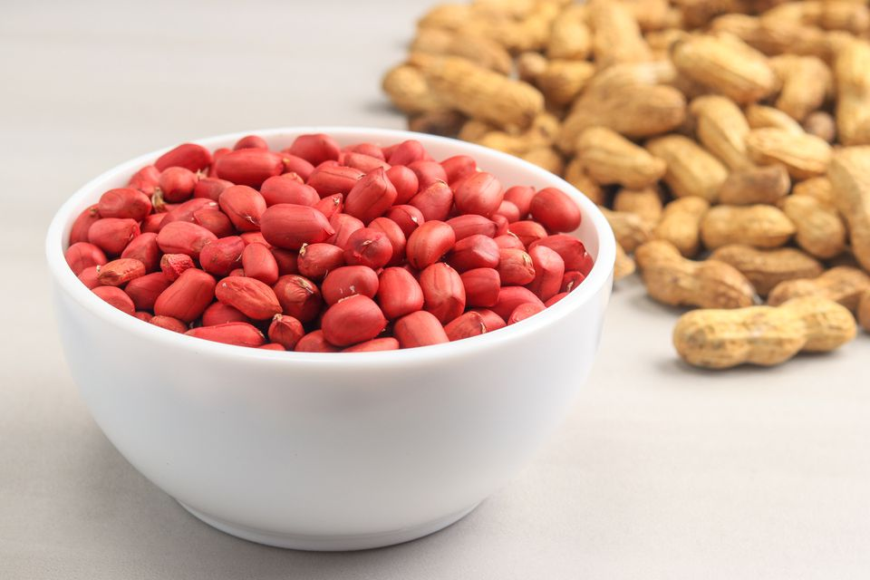 How to Oven Roast Peanuts