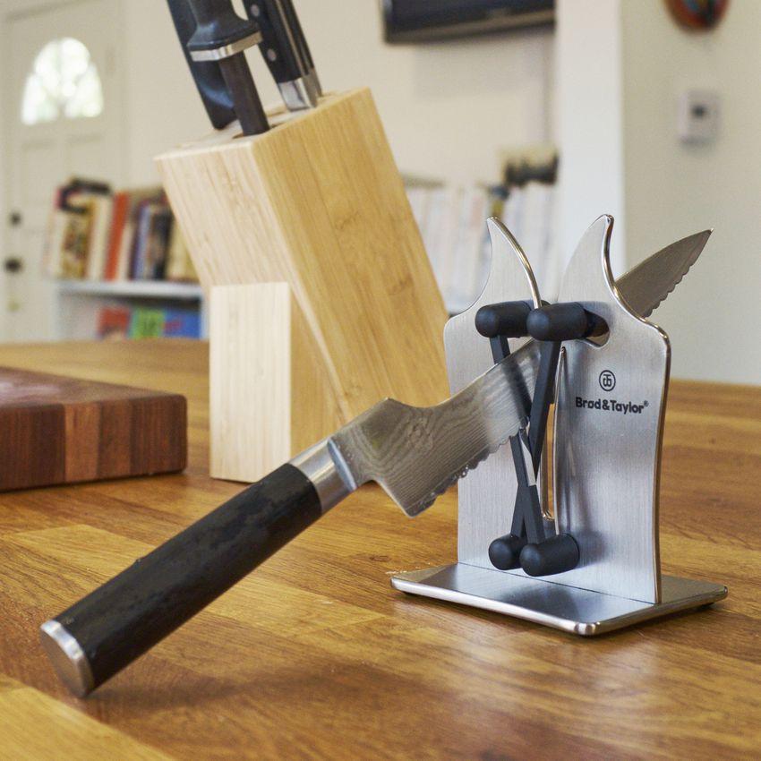 Brod & Taylor Professional Knife Sharpener