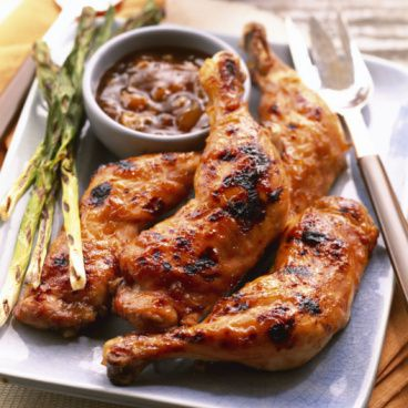 5 Ingredient Recipes - Oven Baked BBQ Chicken
