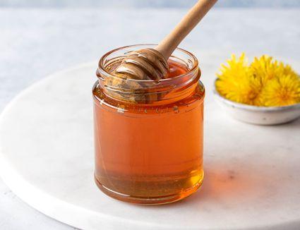 Dandelion Honey From Flowers