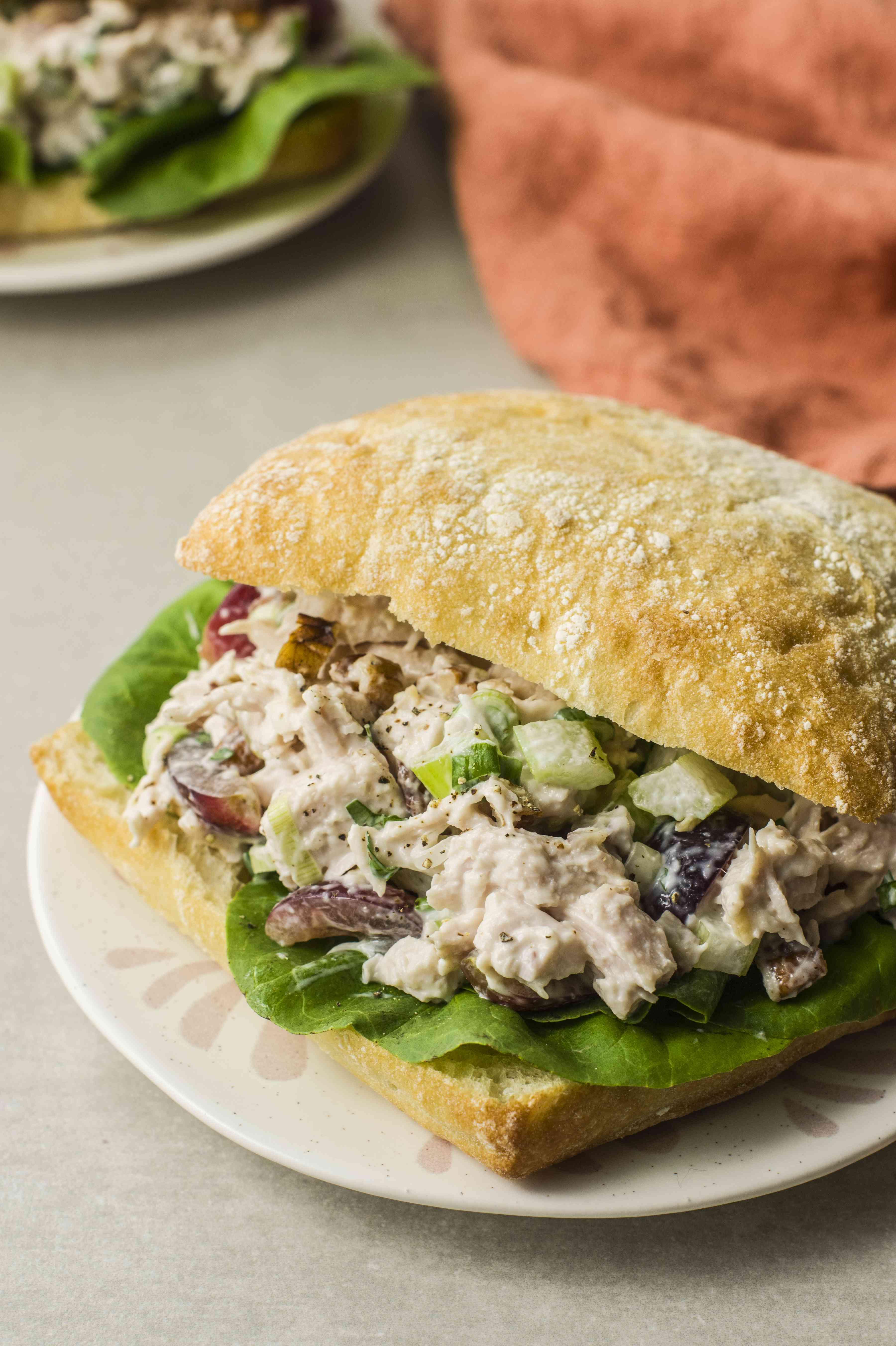 Serve on sandwiches