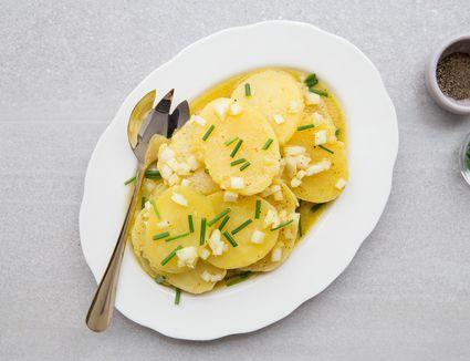 Southern German Potato Salad (Schwäbische Kartoffelsalat)