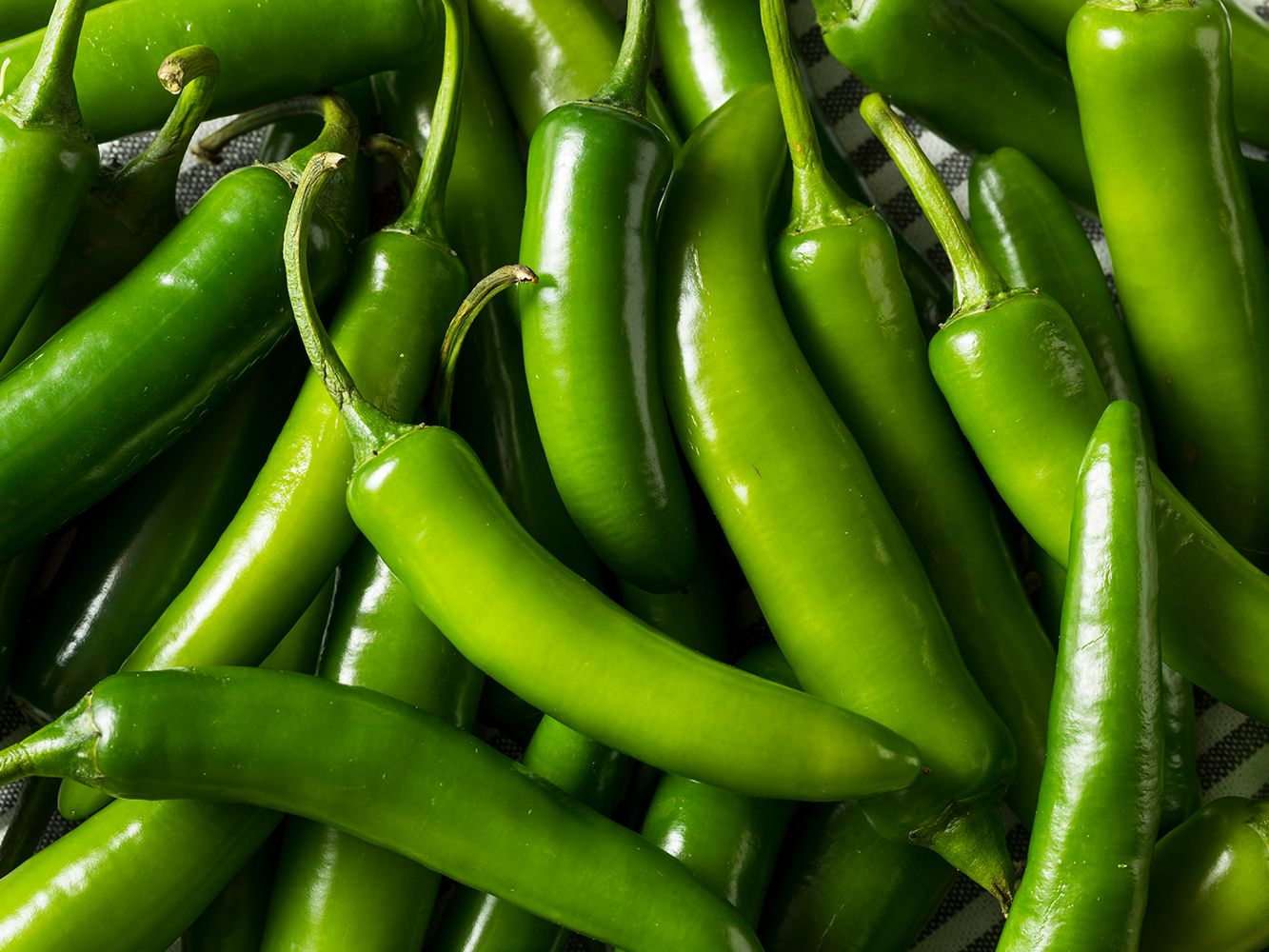 What Are Serrano Peppers