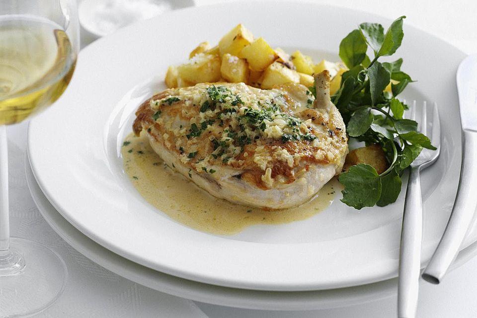 Crockpot Italian Chicken and Potatoes Recipe