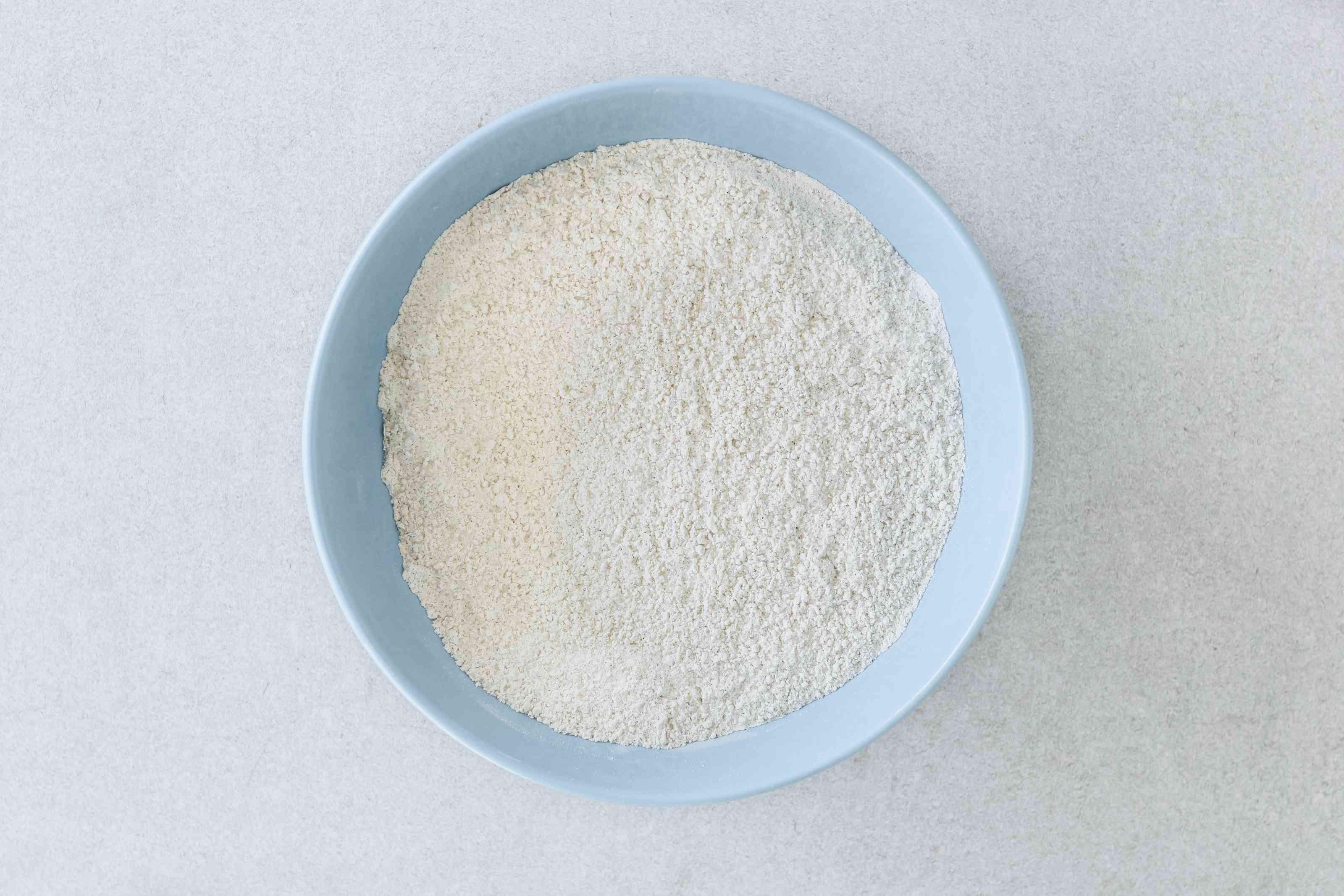 Combine flour, sugar, salt