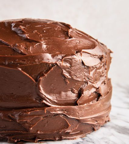 Dairy-Free Rich Chocolate Cake