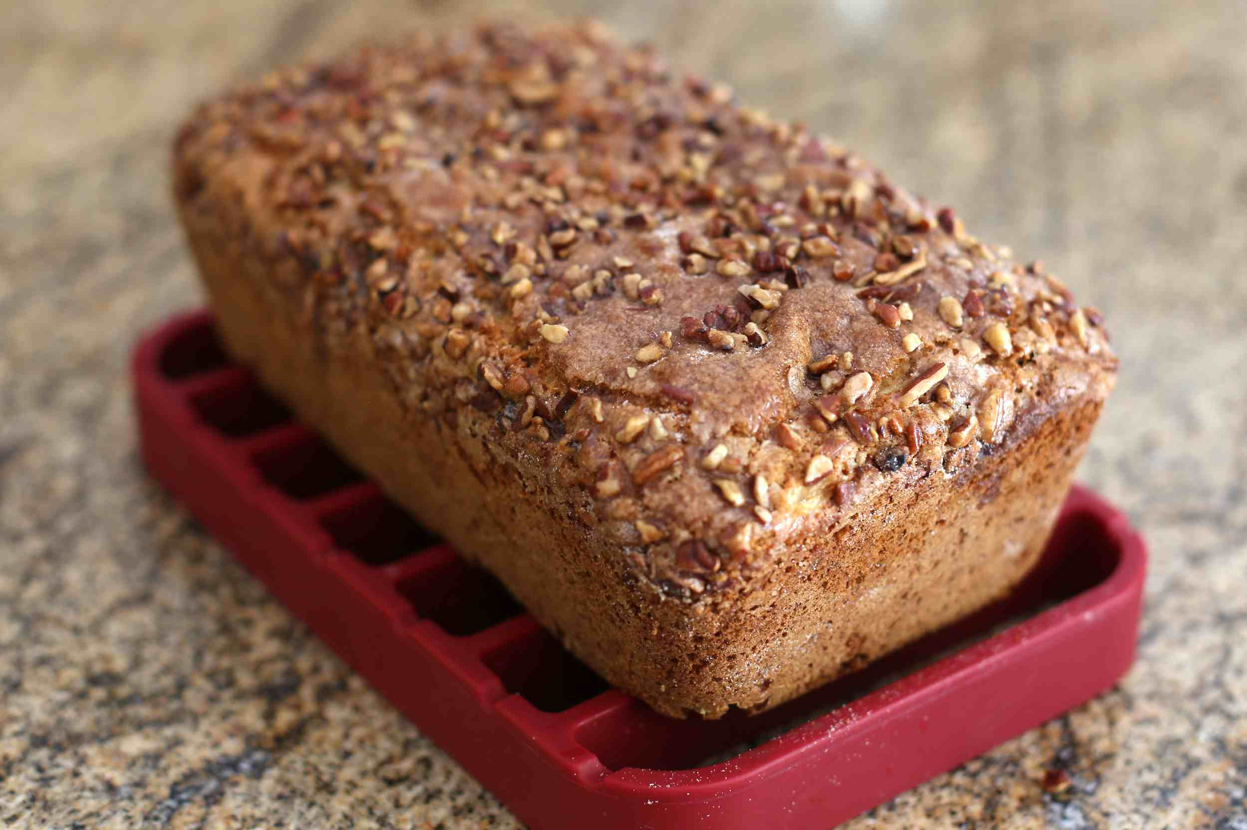 Pineapple Nut Bread