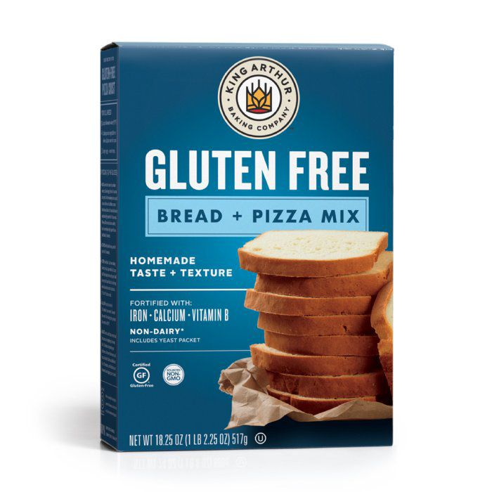 King Arthur Gluten Free Flour Bread Mix