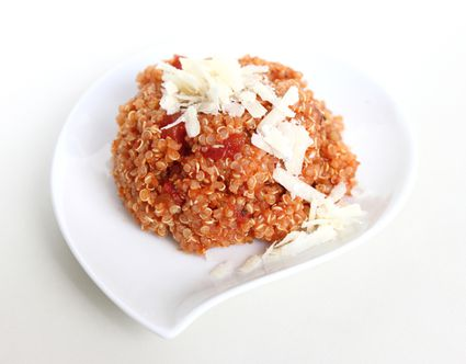 Quinoa Tomato Sauce