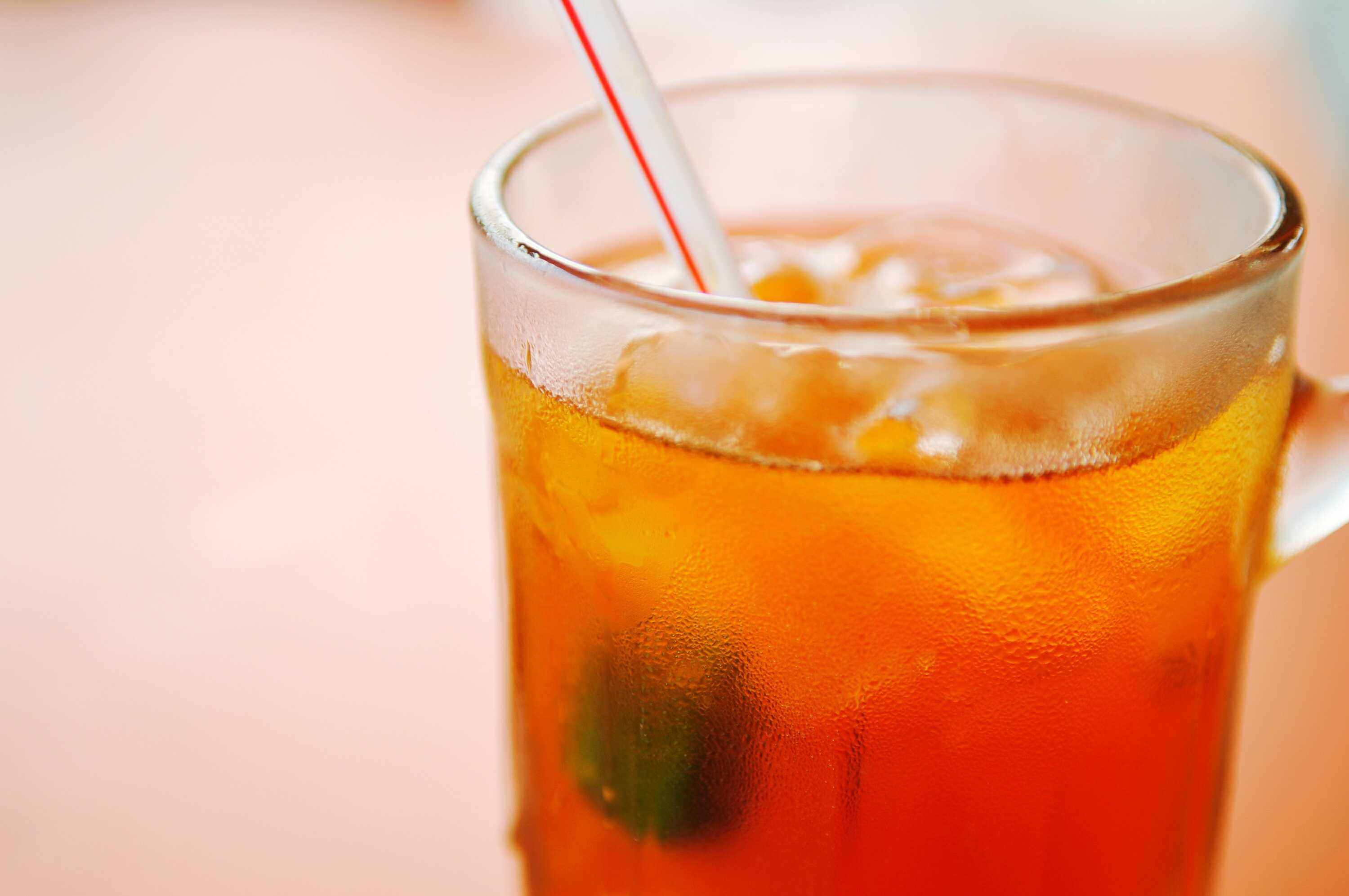 try this simple oolong iced tea recipe