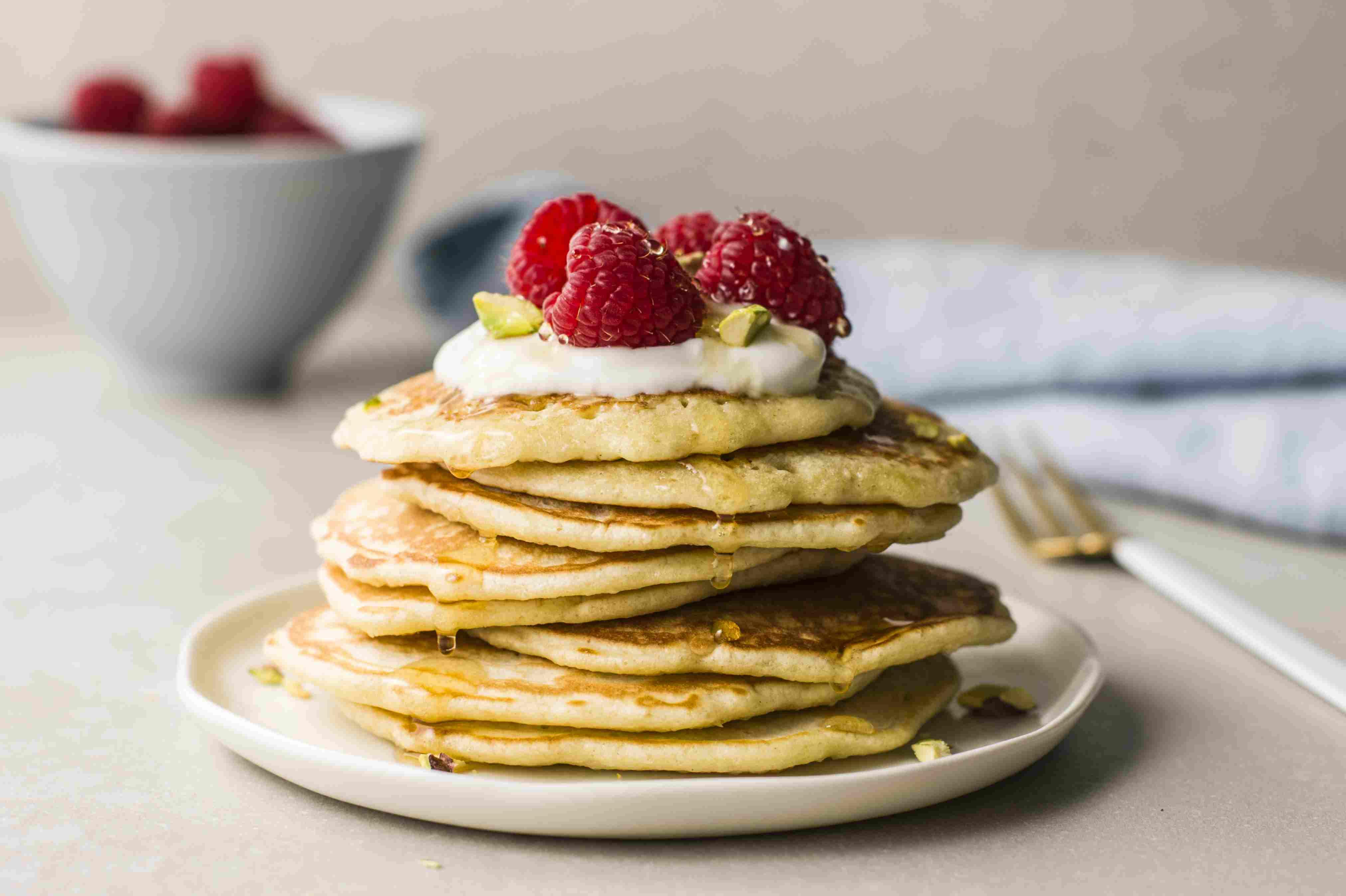 Basic pancakes recipe