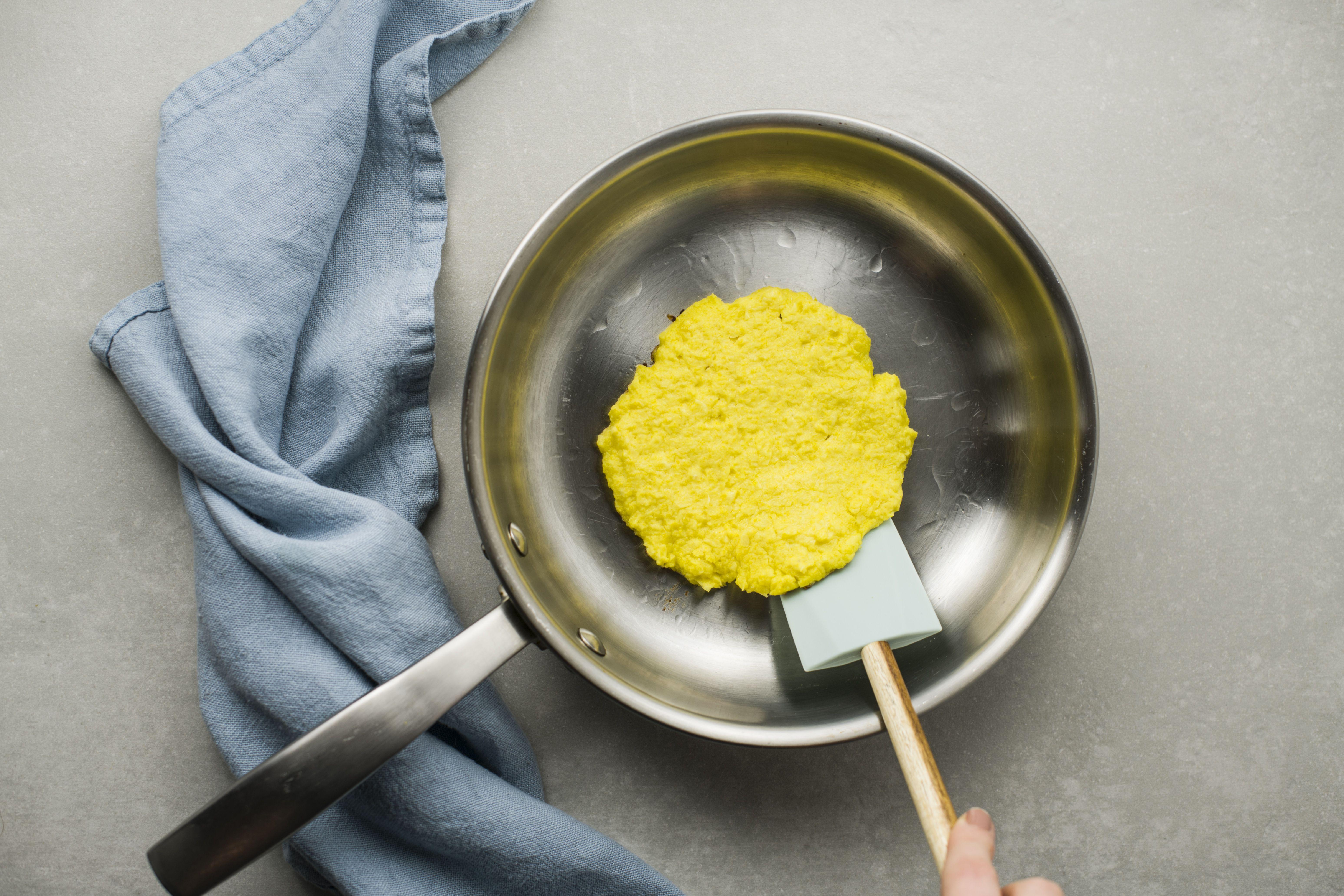 Cook pancake
