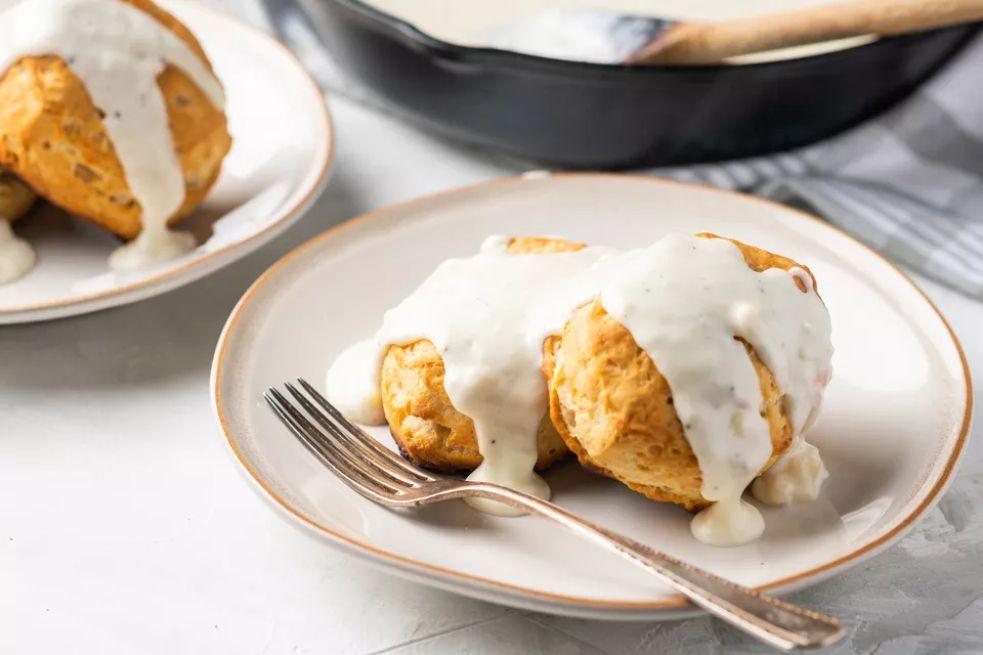 Southern Cream Gravy
