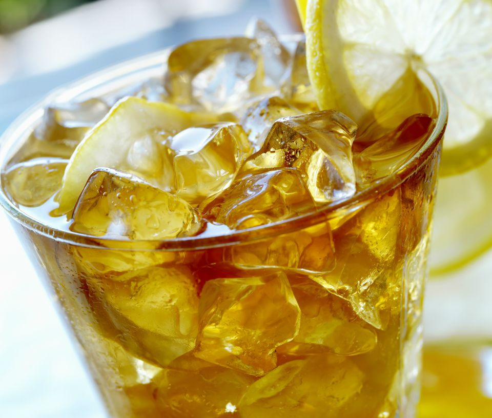 Ice Tea cocktail recipe