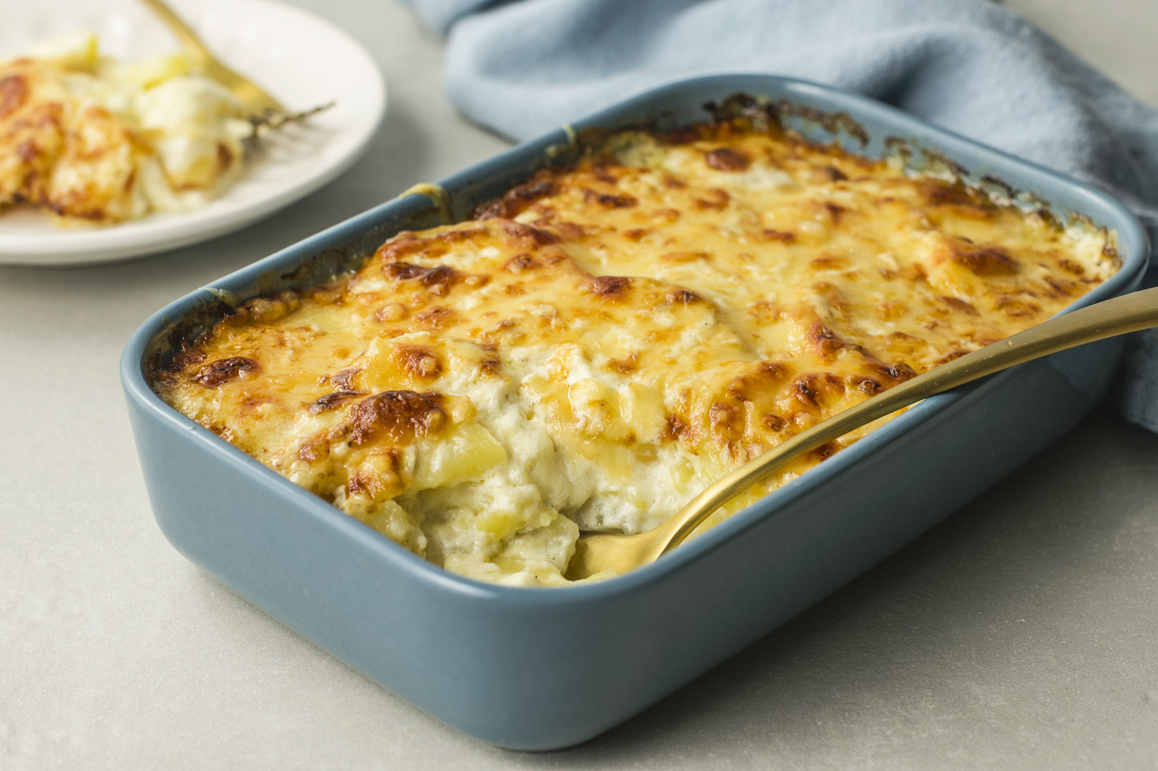 The Ultimate French Comfort Food Must Be a Gratin Dauphinois