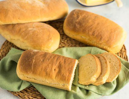 Four loaf whitebread recipe
