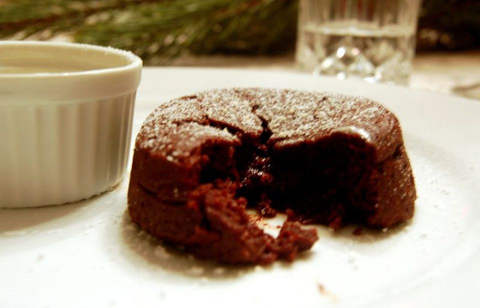 Chocolate Molten Cake Recipe