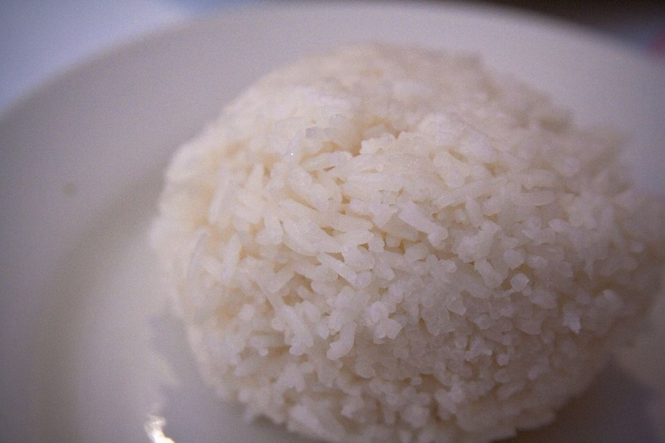 Arroz blanco simple (Arroz Blanco)
