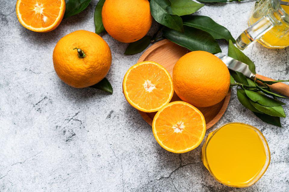 Fresh squeeze orange juice