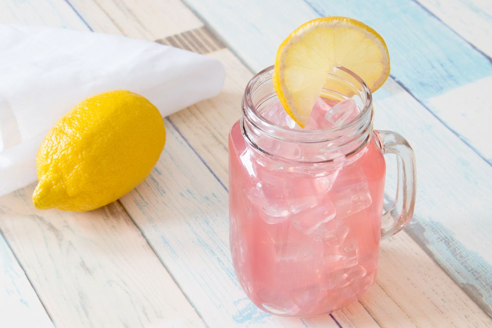 Jim Beam's Red Stag Lemonade Cocktail