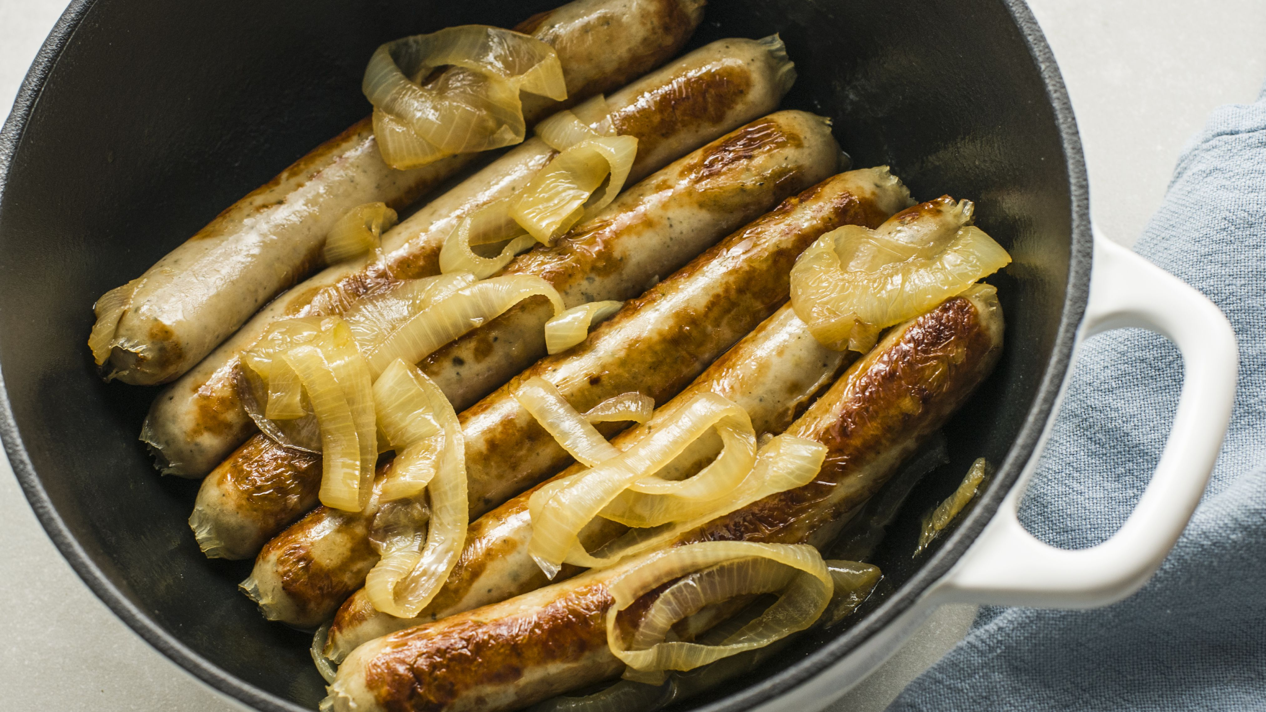 Beer Brats With This Simple Recipe