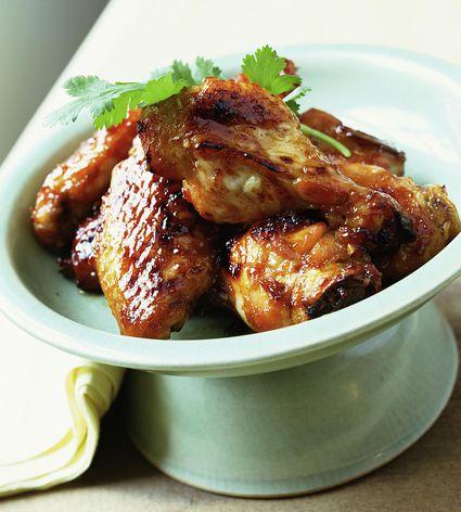 Sweet Soy Chicken Wings
