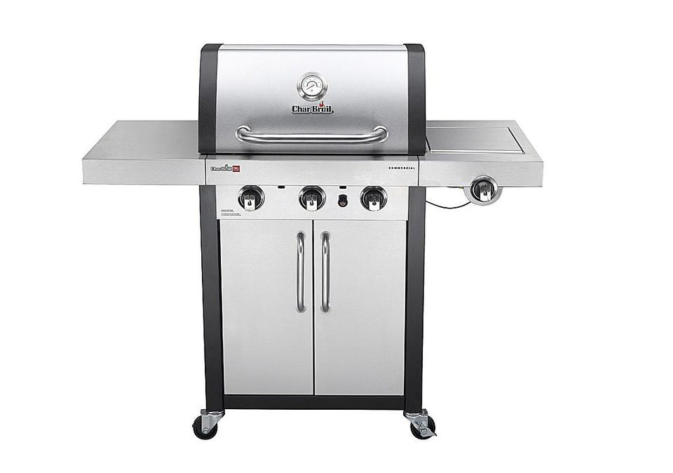 Char-Broil Commercial Infrared 3-Burner Model# 463242515