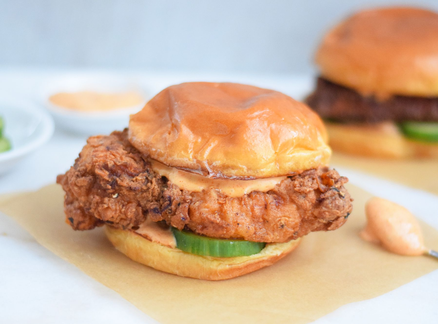 Our Copycat Popeye's Chicken Sandwich Might Be Better Than the Real Thing