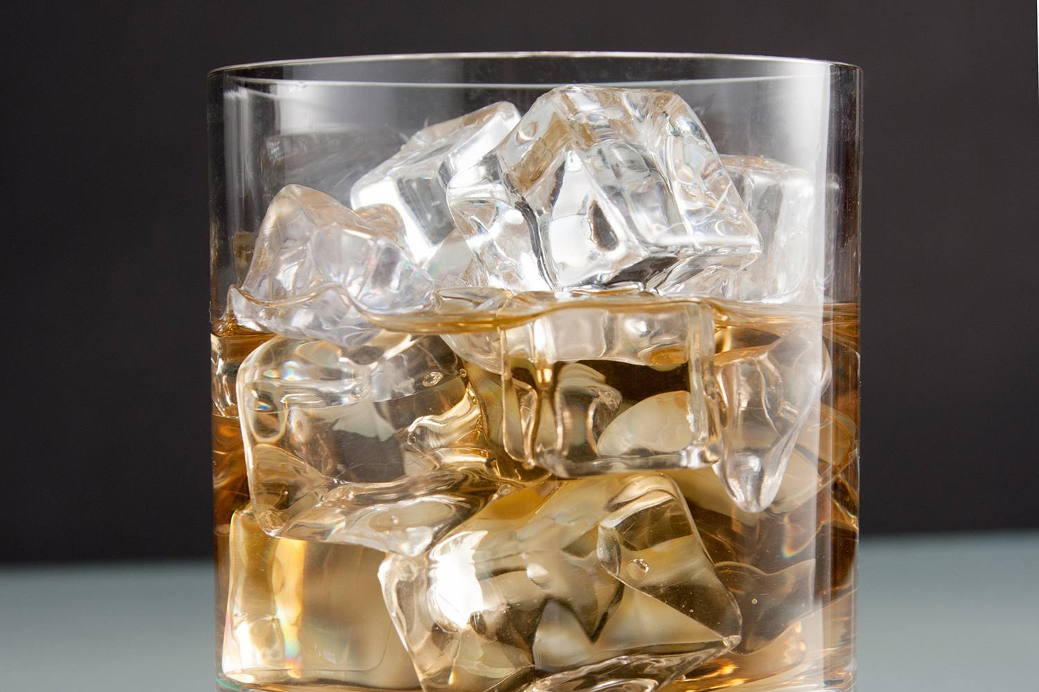 Bourbon and Water