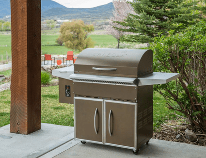 Traeger Select Elite Wood Pellet Grill and Smoker