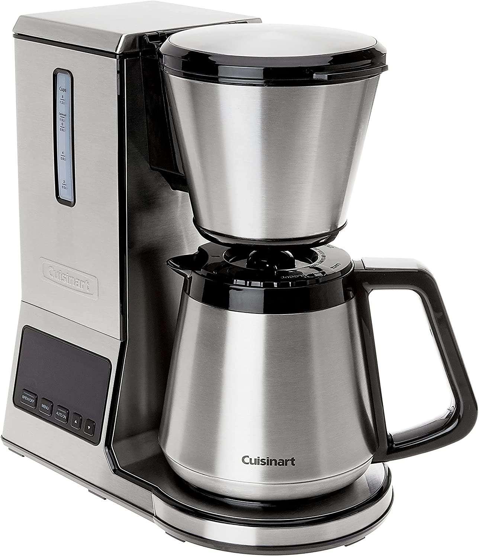 Cuisinart CPO-800P1 PurePrecision 8 Cup Pour-Over Coffee Brewer
