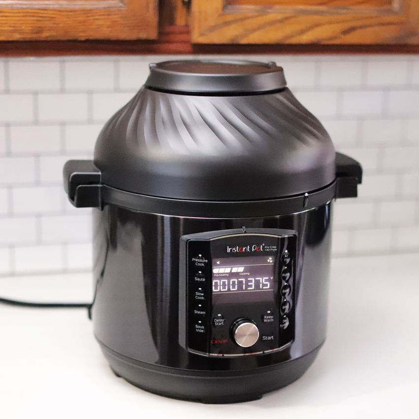 Instant Pot Pro Crisp Pressure Cooker + Air Fryer