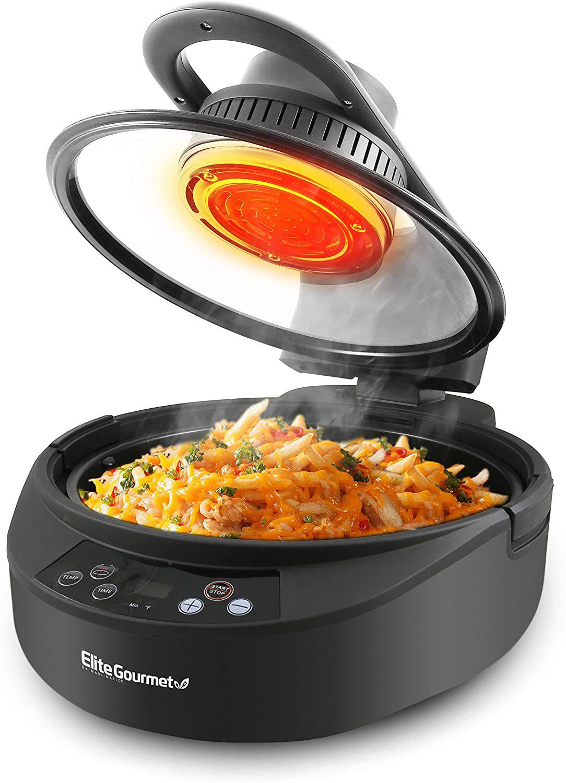 Elite Gourmet EAF4700 Digital 5Qt Air Fryer