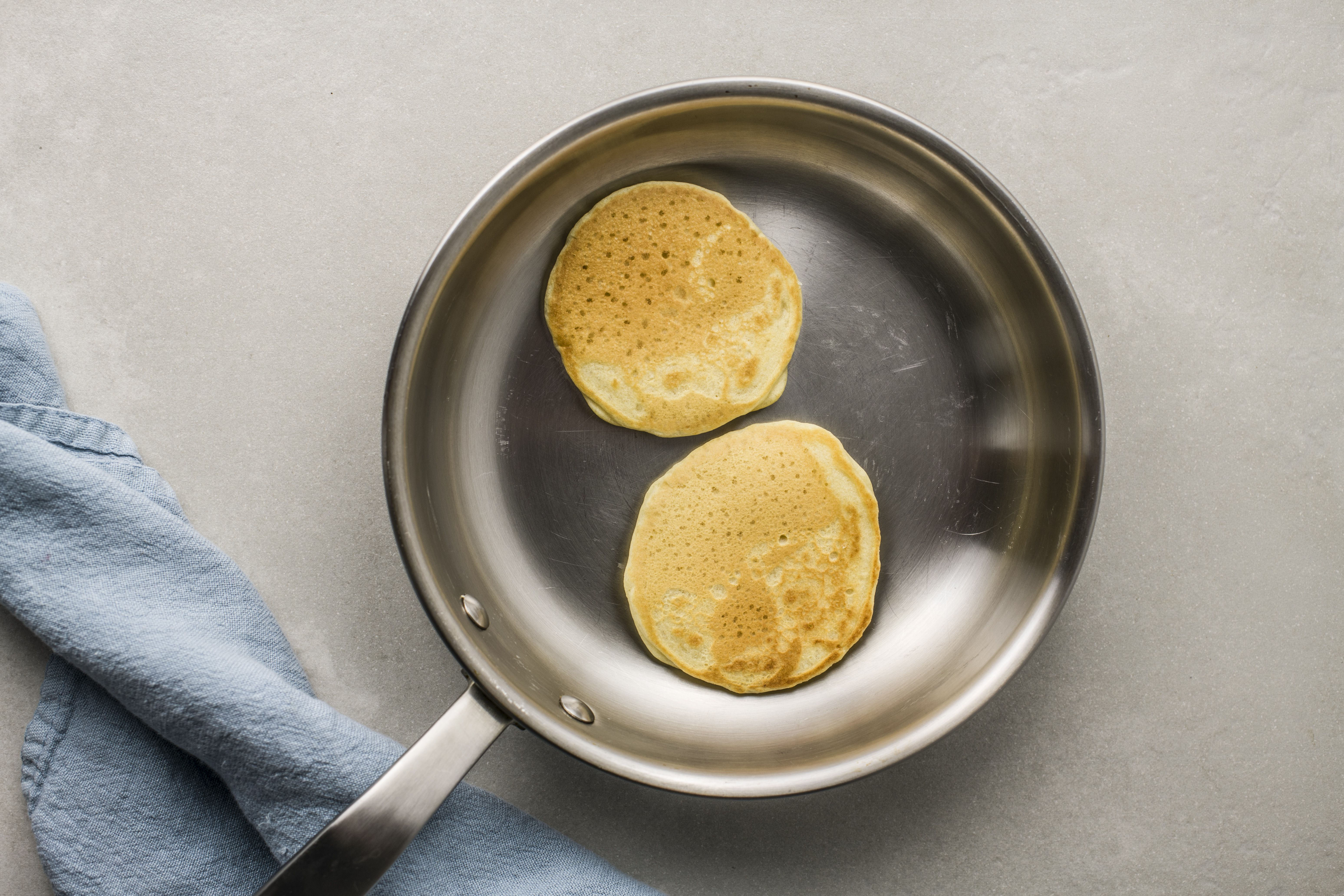 Flip pancake