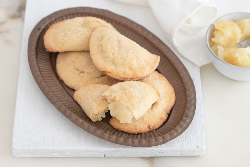 Chinese Sesame Cookie Recipe